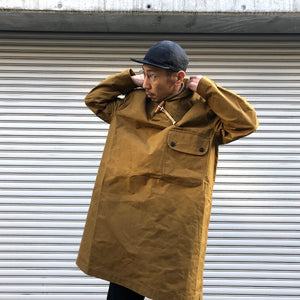 -〔MEN'S〕-  HACKNEY UNION WORKHOUSE ハックニー ユニオン ワークハウス  MENAI TOGGLE TOP