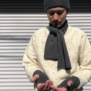 -〔MEN'S〕〔WOMEN'S〕-  HIGHLAND 2000 ハイランド2000  ・KNIT MUFFLER  ・RED CROSS KNIT CAP  ・KNIT MITTEN