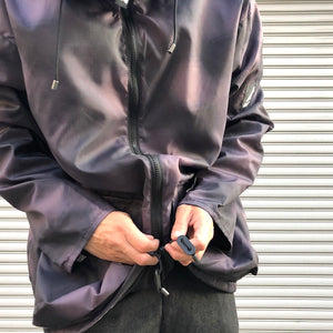-〔MEN'S〕-   Ark Air アークエアー   WATERPROOF RAINSHIELD DISPERSION CAMO JACKET
