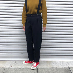 -〔WOMEN'S〕-  Nigel Cabourn ナイジェルケーボン  WORKWEAR PANT MELTON