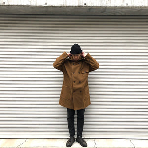 -〔MEN'S〕-  HACKNEY UNION WORKHOUSE ハックニー ユニオン ワークハウス  NEW FISHERMAN COAT