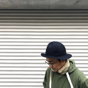 -〔MEN'S〕〔WOMEN'S〕-  mature ha マチュアーハ  MELTON METRO HAT