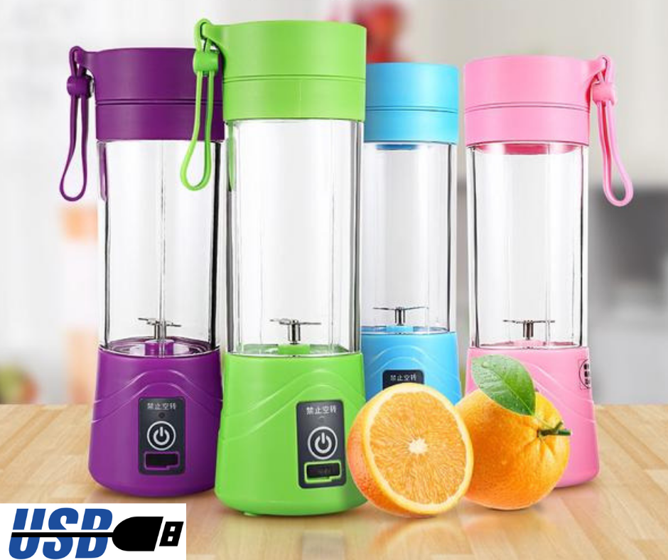 Portable Rechargeable Juice Extractor