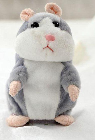 🐹THE TALKING HAMSTER PLUSH TOY🐹