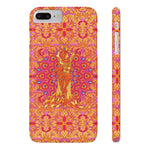 Dancing Fire Phone Case for iPhone