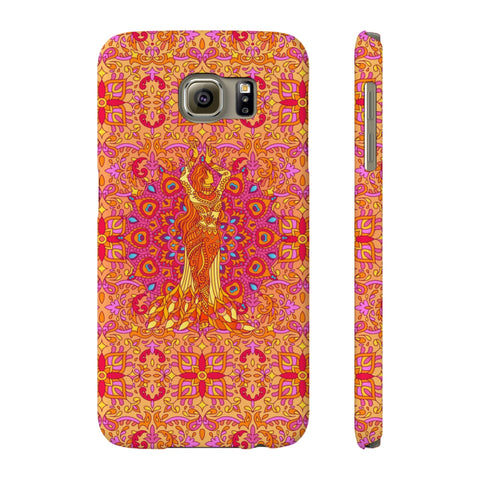 Dancing Fire Phone Case for Samsung