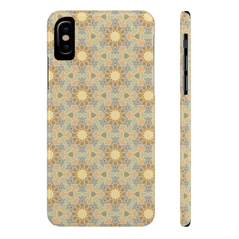Arabic Mosaics Phone Case for iPhone