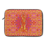 Dancing Fire Laptop Sleeve