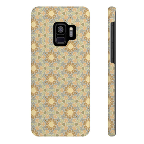 Arabic Mosaics Phone Case for Samsung