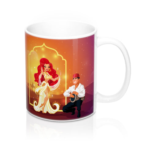 Belly Dance Magic Mug