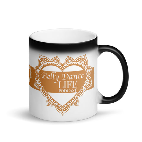 Belly Dance Life Podcast - Magic Mug