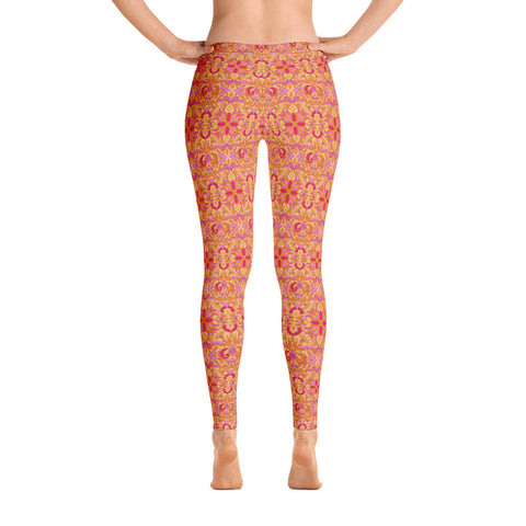 Dancing Fire Leggings