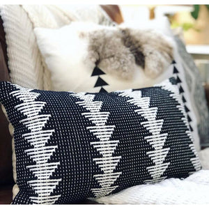 Azulik Lumbar Pillow Cover
