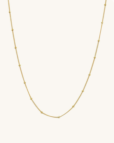 Saturn Chain Necklace - Sparklane