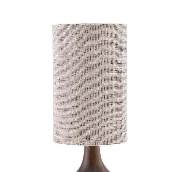 Table lamp Henna with Linen shade by House Doctor