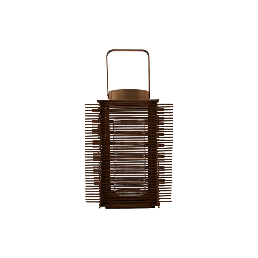 Bamboo lantern by House Doctor