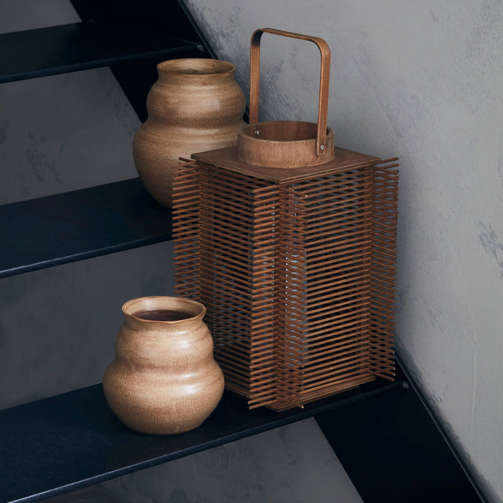 Asi bamboo lantern by House Doctor