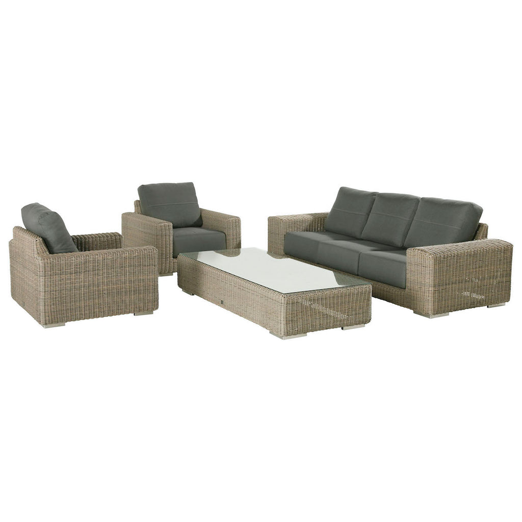 Kingston Outdoor Chair, Sofa, Footstool or Coffee Table