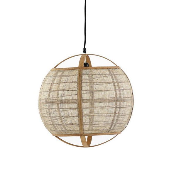 Mekong Bamboo Pendant Light