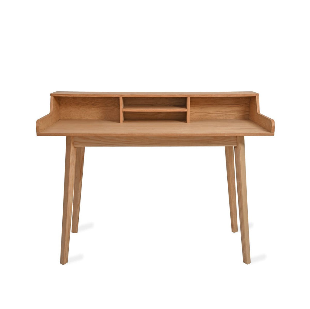 Ash wood desk by Garden Trading