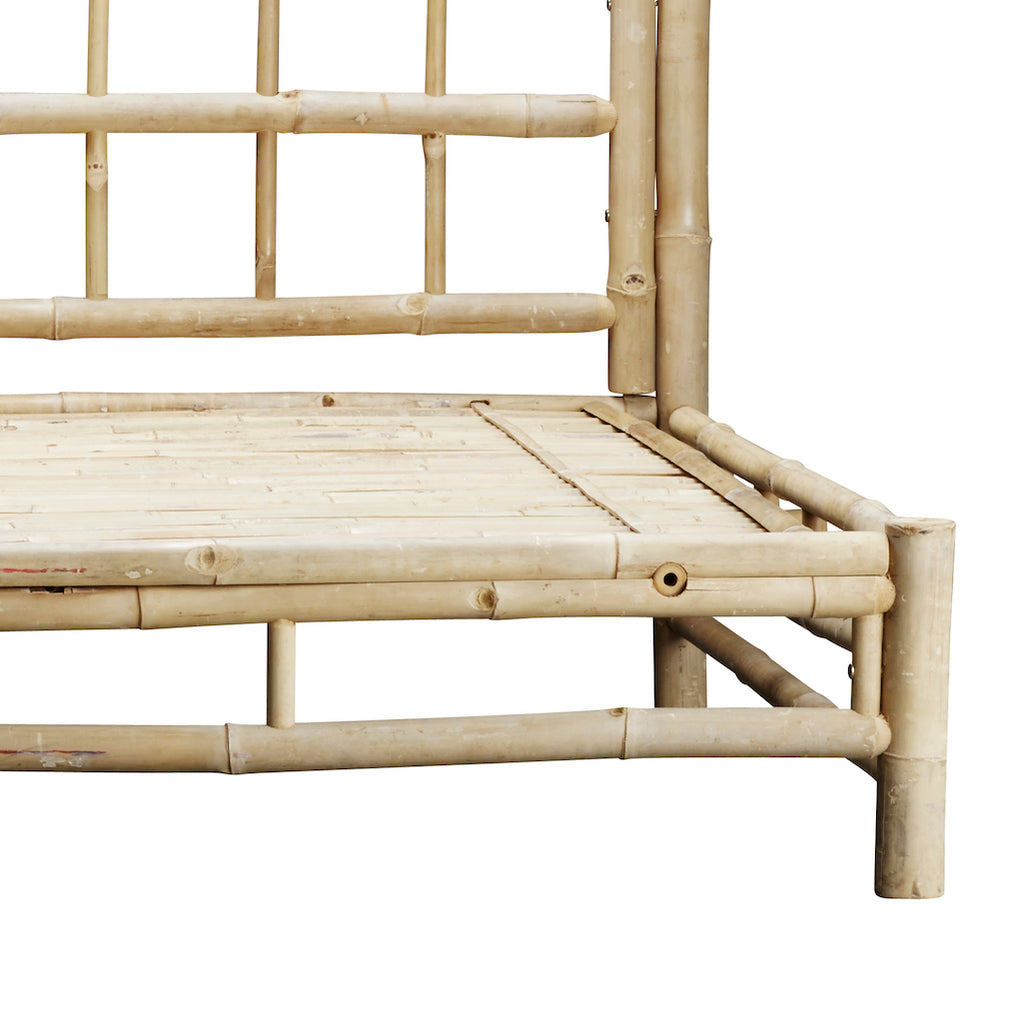 bamboo loung bed by Tine K