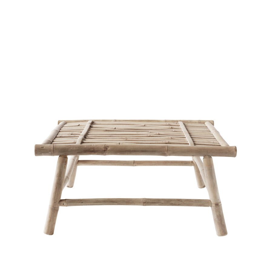 Tine K bamboo coffee table