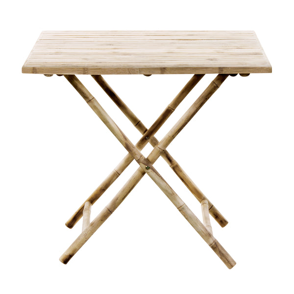 bamboo side table by Tine K home
