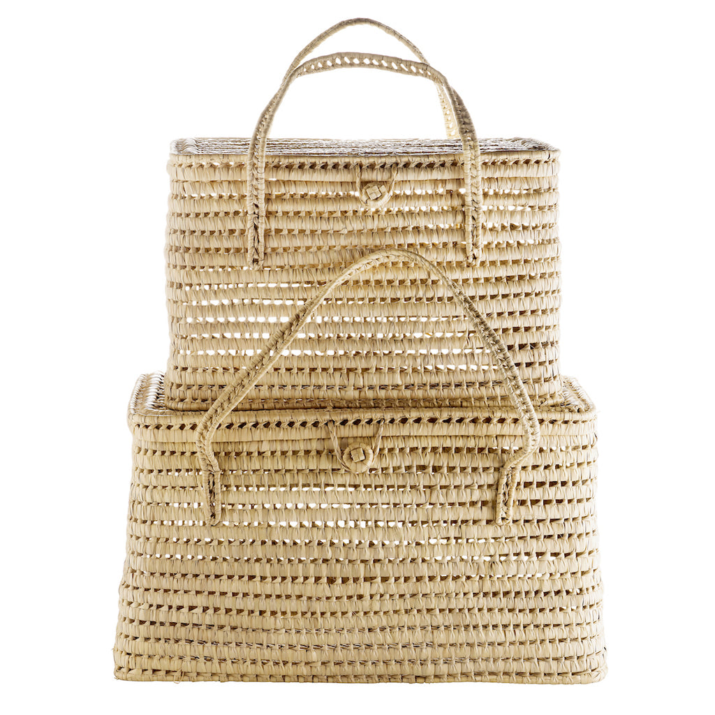 natural storage basket by Tine K