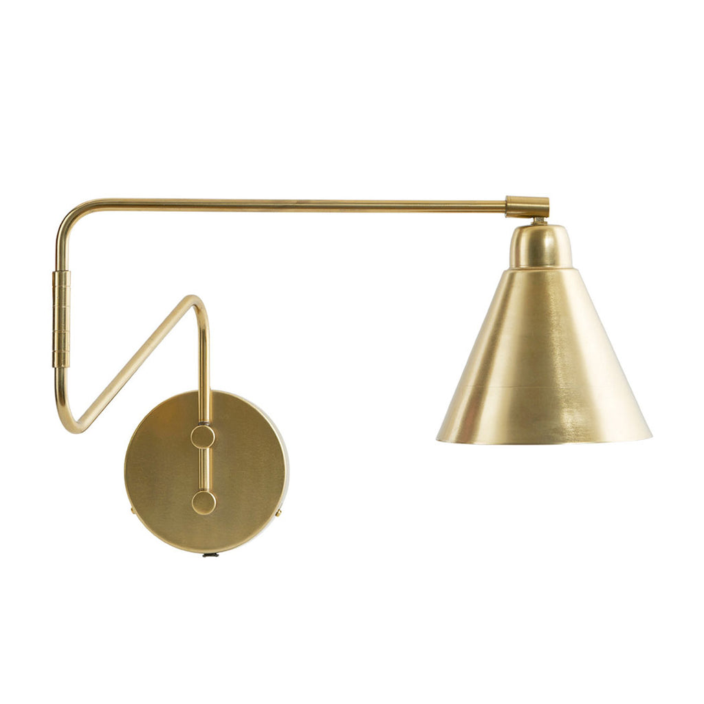 brass wall lamp game long
