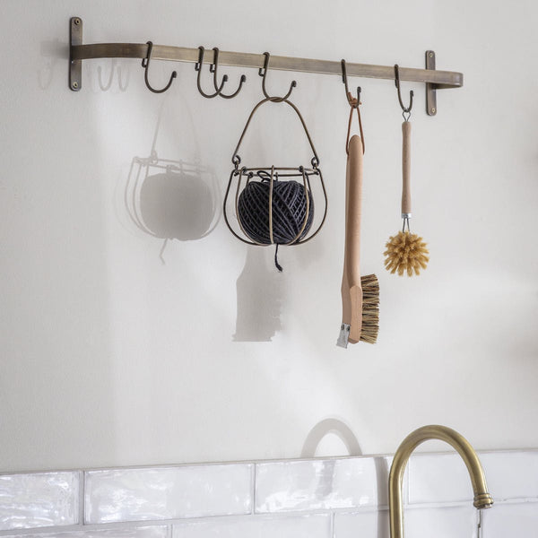 kitchen hook rail Brompton