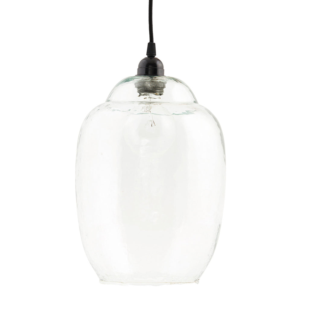 House Doctor glass pendant light