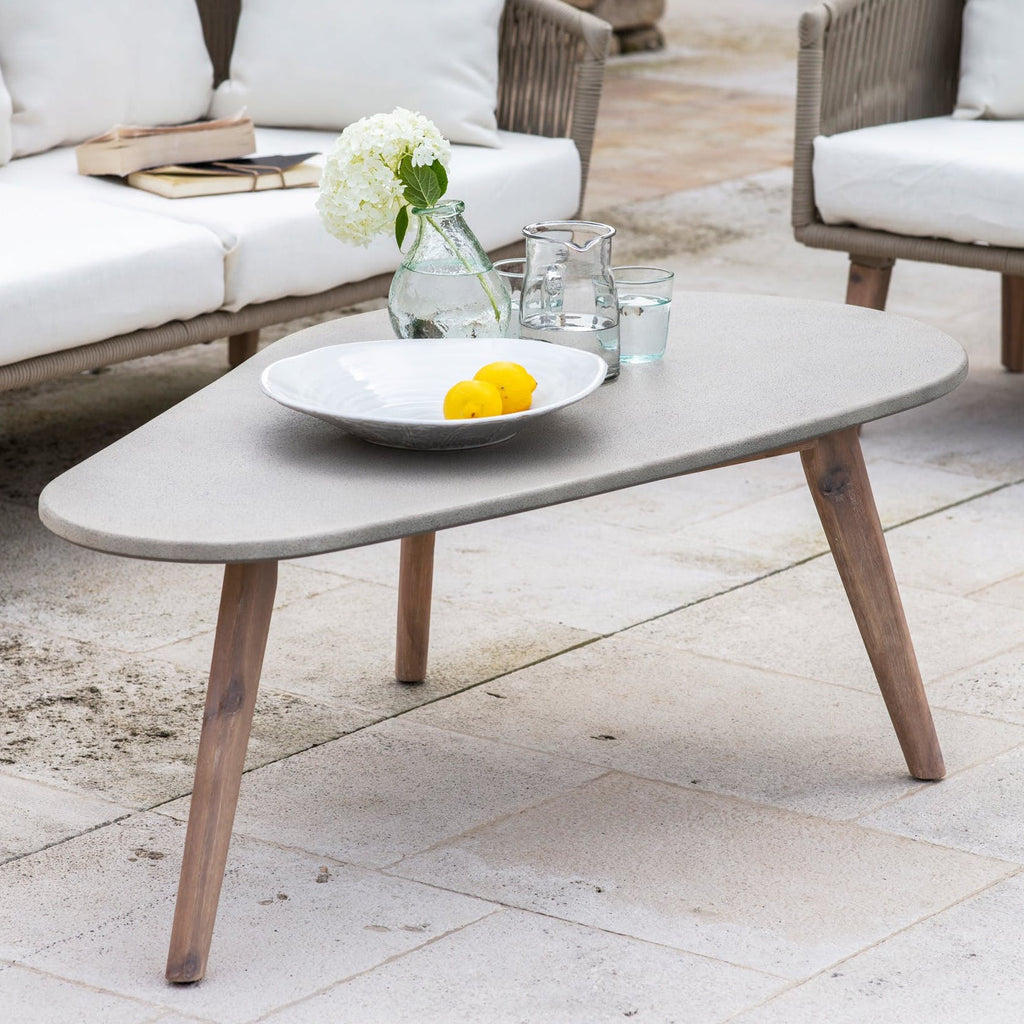 Colwell outdoor coffee table