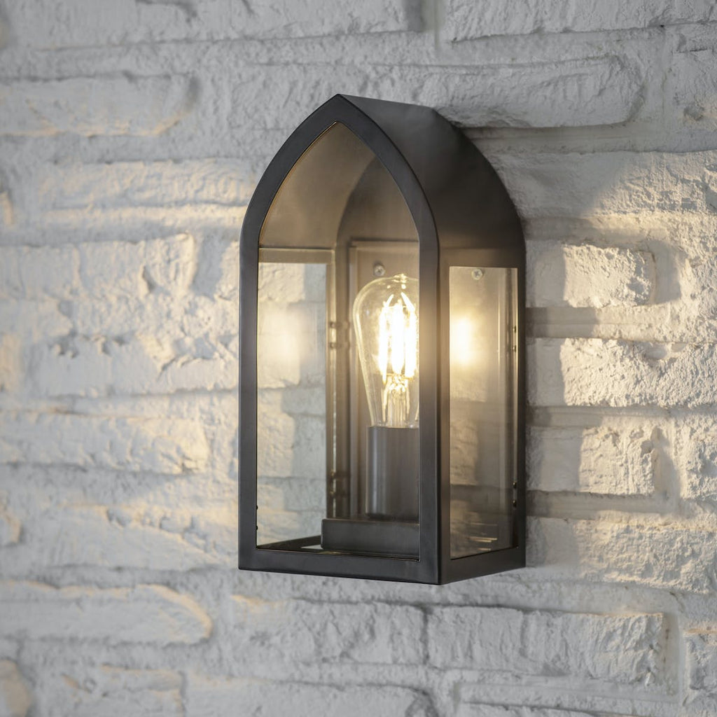 Fairford outdoo wall lantern by Garden Trading