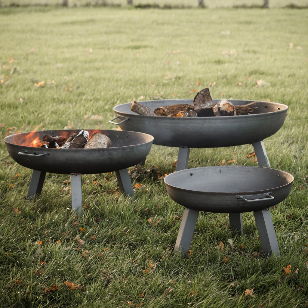 Foscot fire bowl in three sizes
