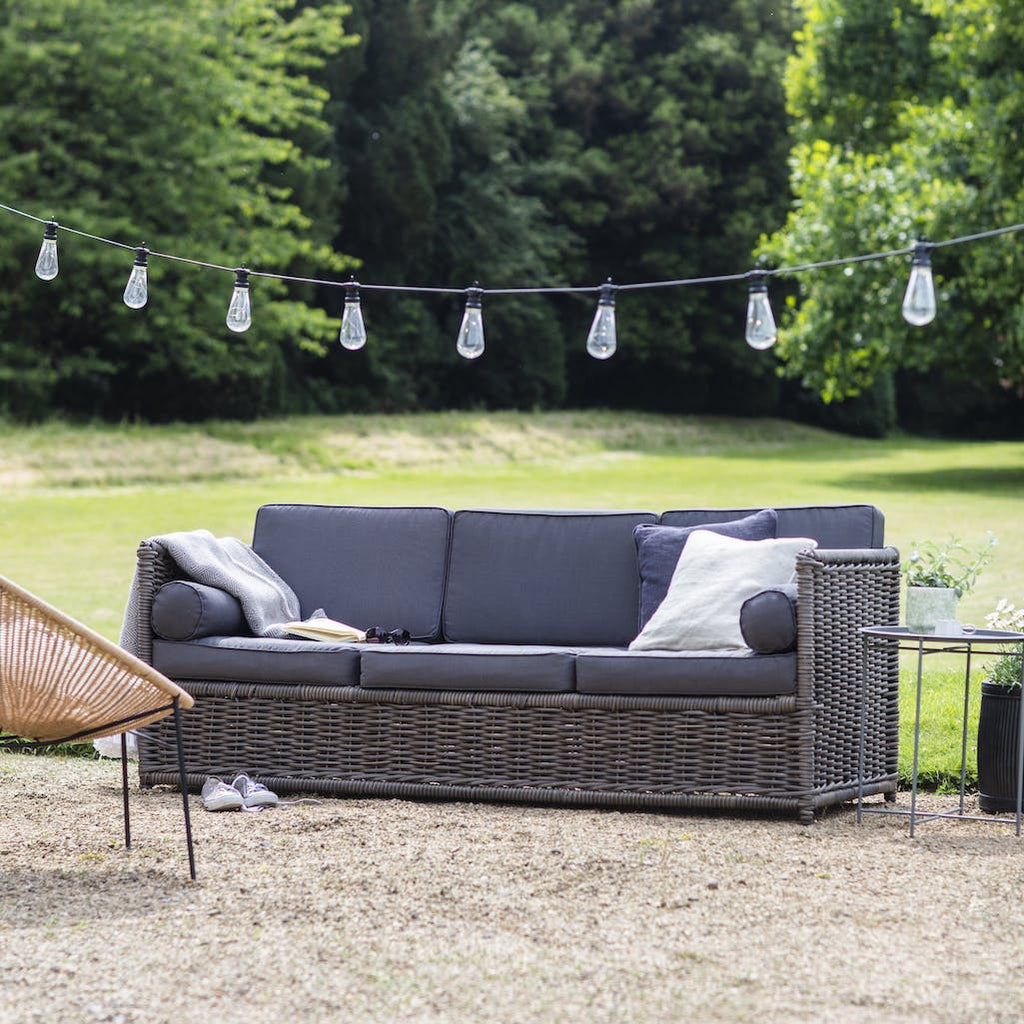 Harting Outdoor rattan Sofa