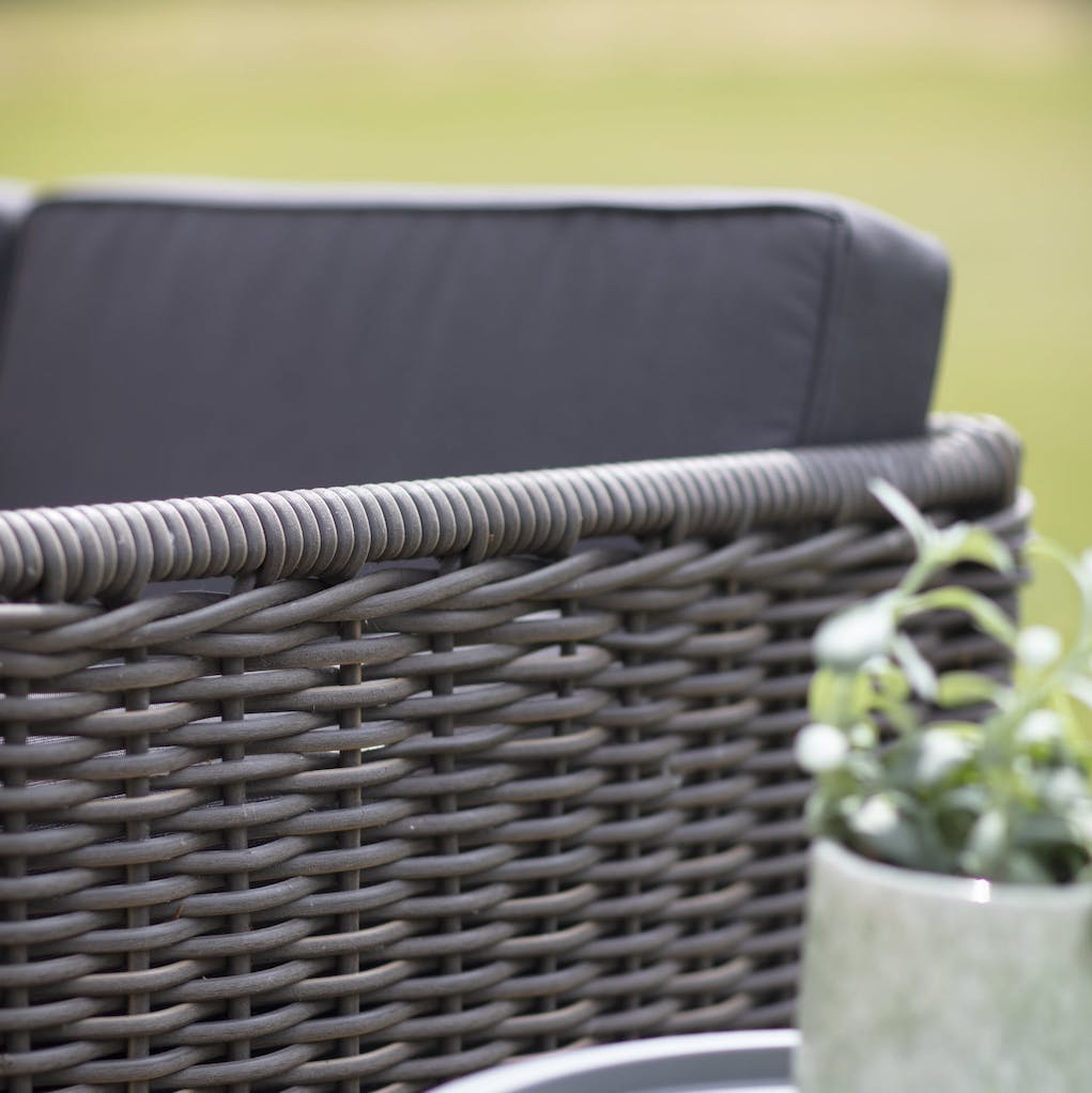 rattan outdoor sofa by Garden Trading