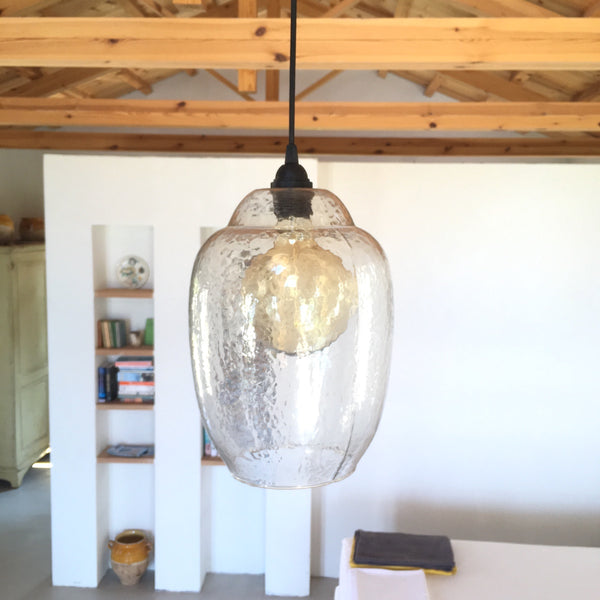 Lamp Shade Clear Glass