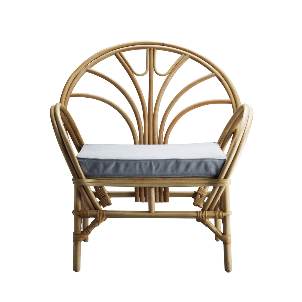 Kos rattan chair