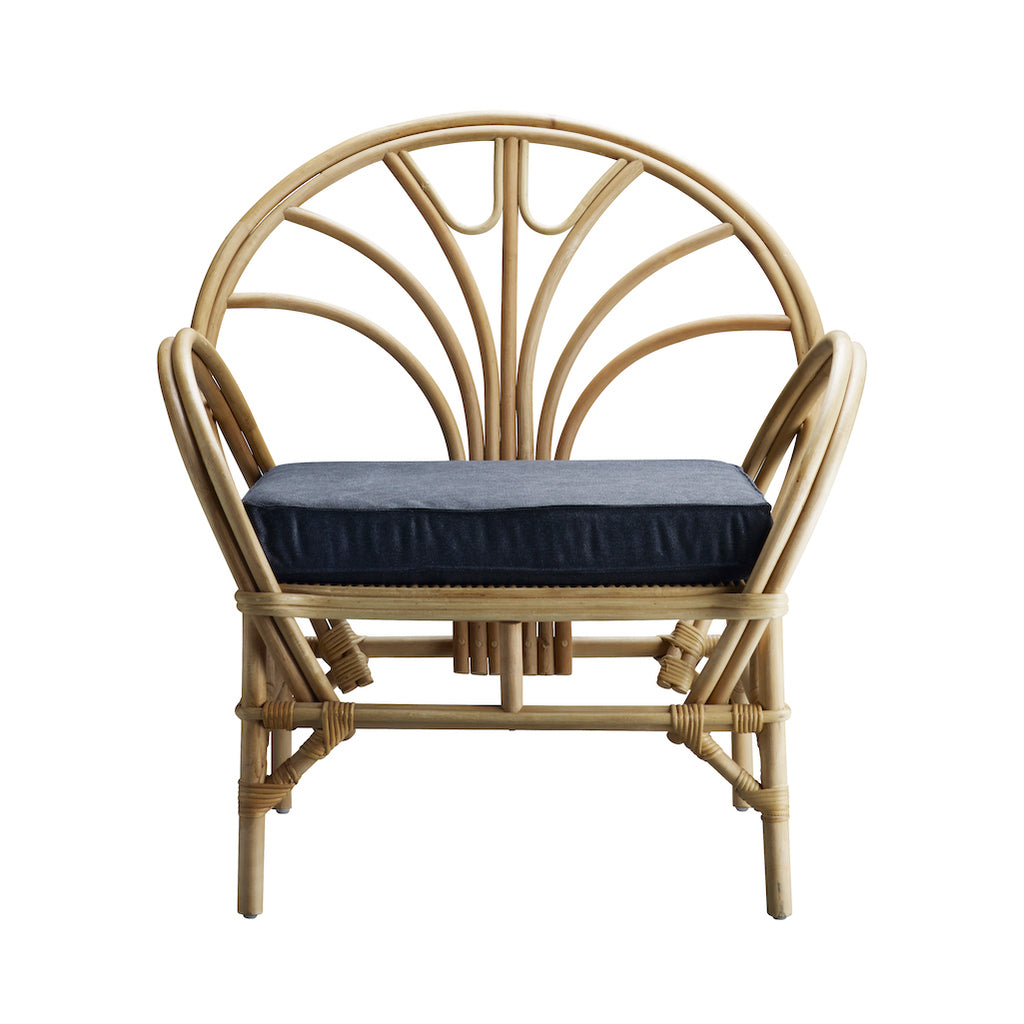 Tine K rattan chair