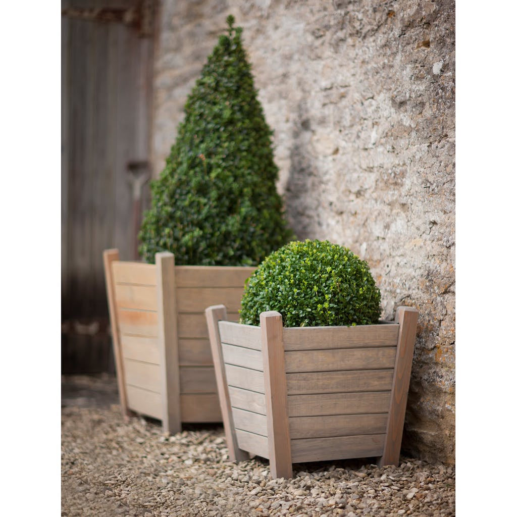 Kingham Wood Planter