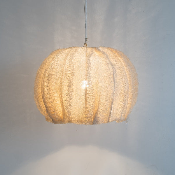 Loofah Pendant Light Round