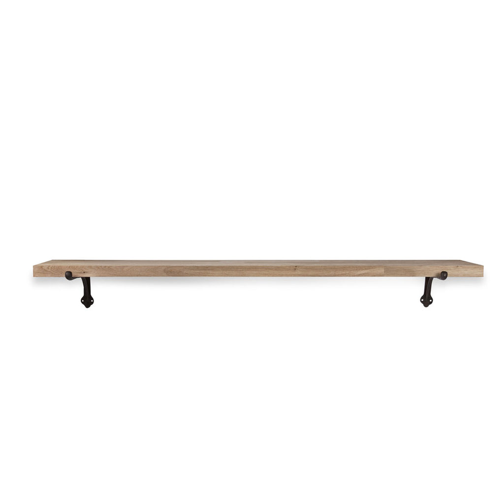 oak kitchen shelf by Garden Trading
