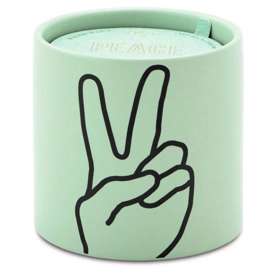Peace lavender candle by Paddywax