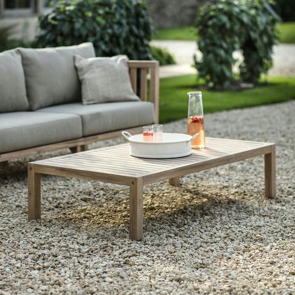 Porthallow outdoor coffee table
