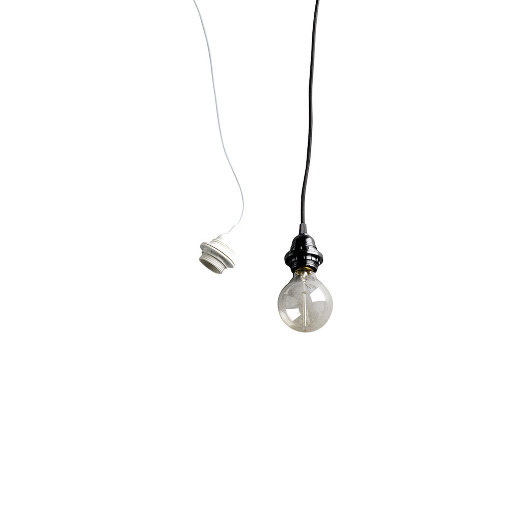 Fabric light cable by House Doctor