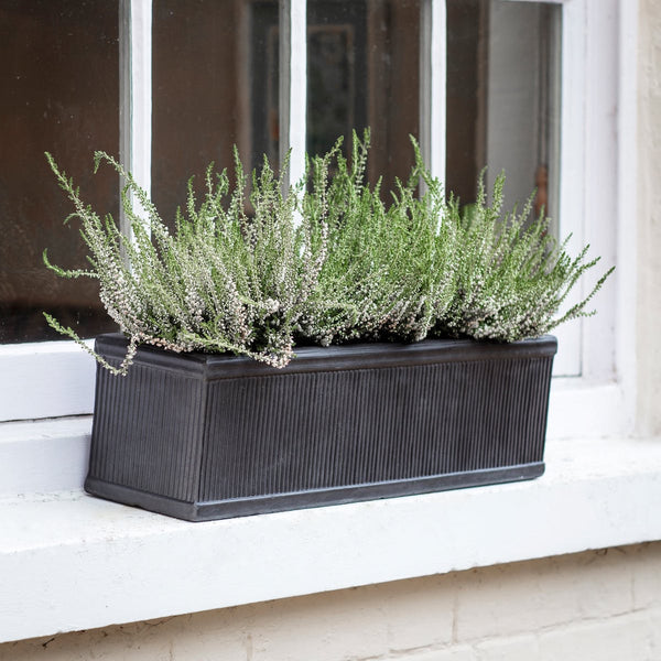 bath ford window trough planter