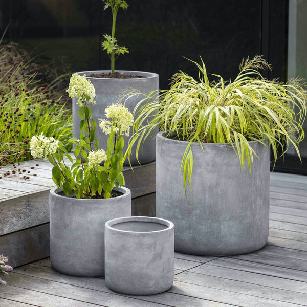 cement plant pot by Garden Trading