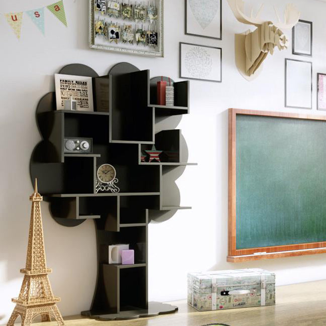 children's tree shaped book case