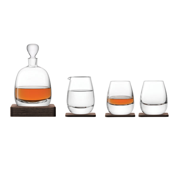 Islay Whisky Decanter and Glasses Set
