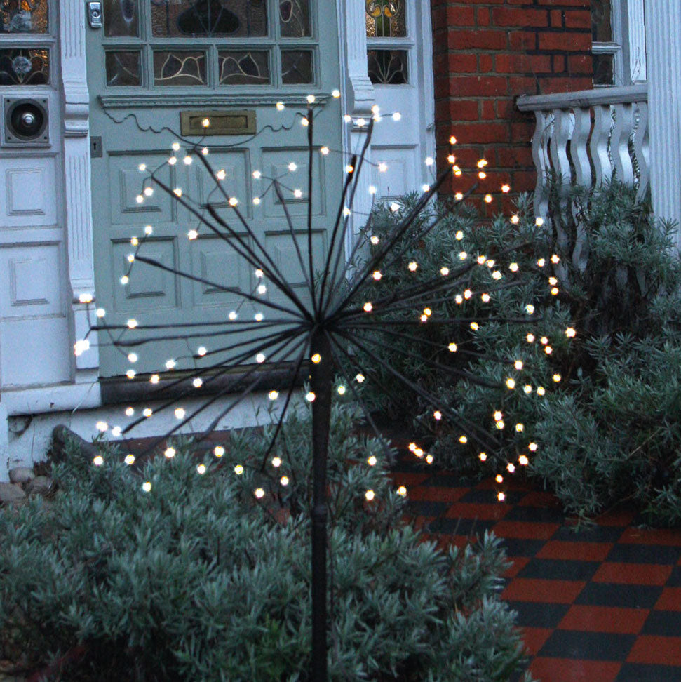 Dandelion outdoor solar star light